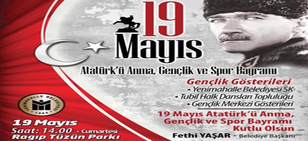 19 Mayıs Gençlik Ve Spor Bayramı>